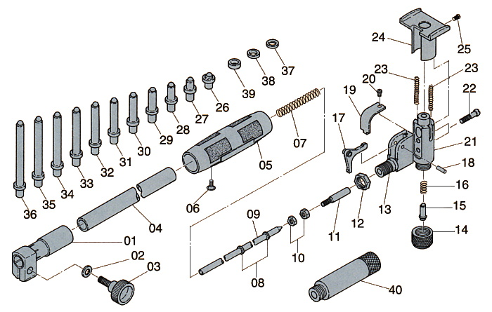 Parts Drawings ; CC-3C