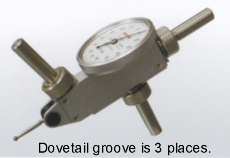 Mounting Position of Dovetail Stem
